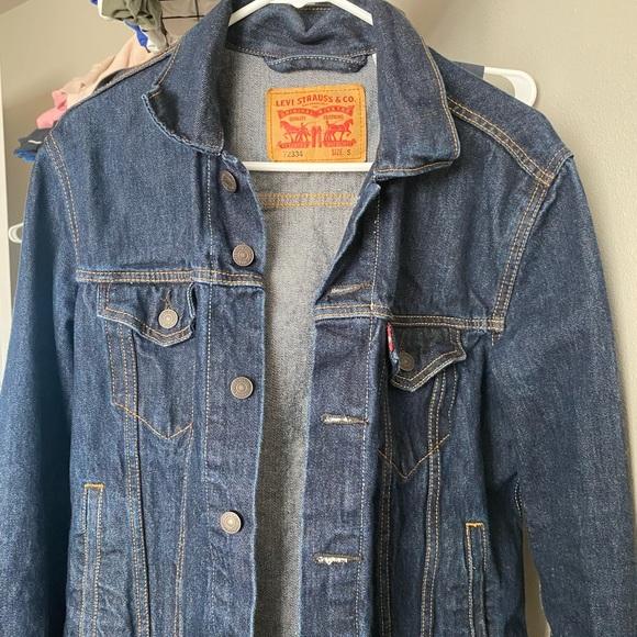COPY - Levi denim jacket